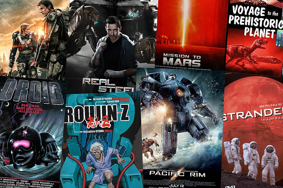 7 sci-fi movies to watch